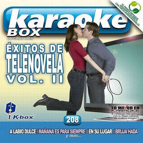 KBO-208 - Éxitos De Telenovela Vol. II