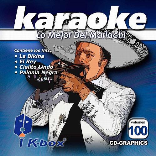 KBO-100 - Lo Mejor Del Mariachi