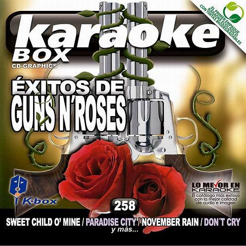KBO-258 - Éxitos De Guns N'Roses