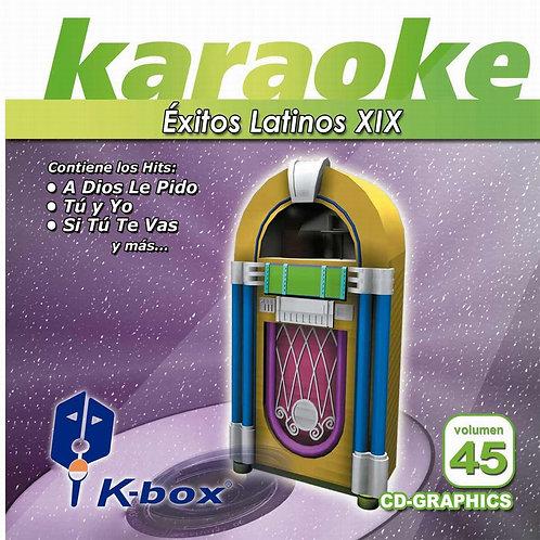 KBO-045 - Éxitos Latinos XIX