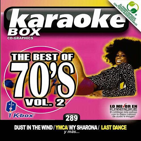KBO-289 - The Best Of 70's Vol. 2