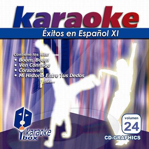 KBO-024 - Éxitos En Español XI