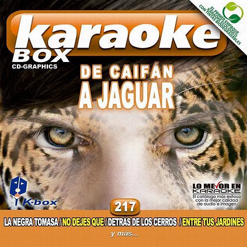 KBO-217 - De Caifan A Jaguar