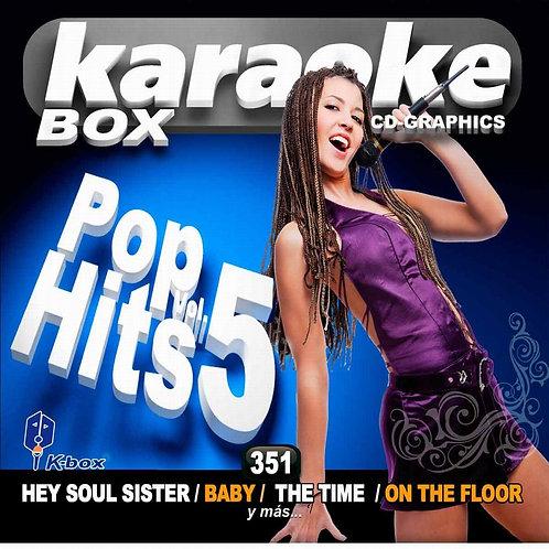 KBO-351 - Pop Hits Vol. 5