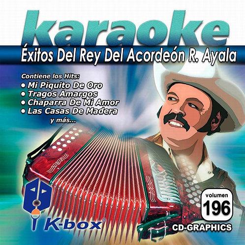 KBO-196 - Éxitos Del rey Del Acordeón R. Ayala
