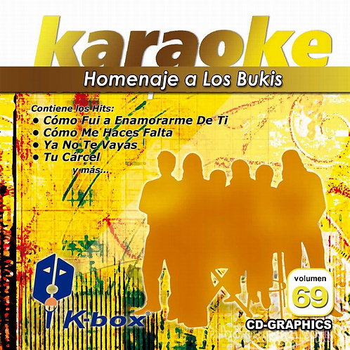 KBO-069 - Homenaje A Los Bukis
