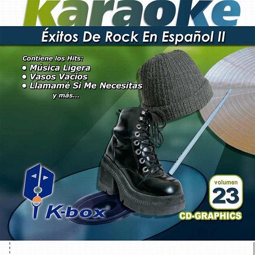 KBO-023 - Rock En Español II
