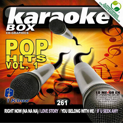 KBO-261 - Pop Hits Vol. 1