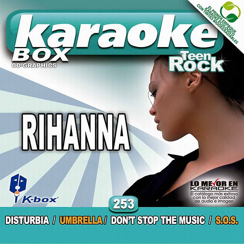 KBO-253 - Rihanna