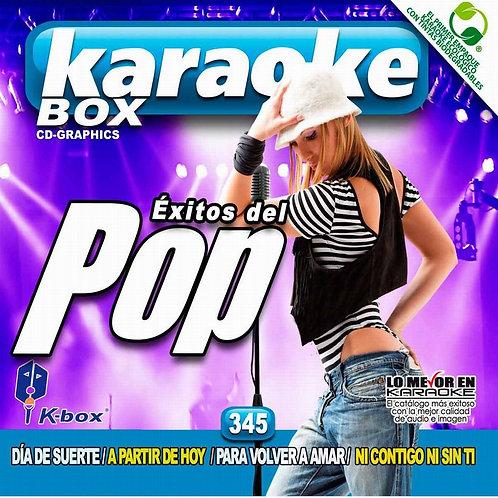 KBO-345 - Éxitos Del Pop