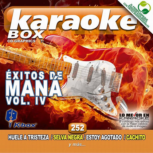 KBO-252 - Éxitos De Man Vol. IV