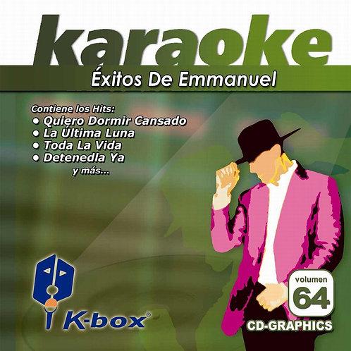 KBO-064 - Éxitos De Emmanuel
