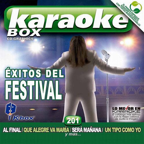 KBO-201 - Éxitos Del Festival