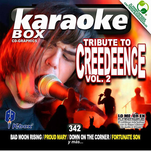 KBO-342 - Tribute To Creedeence Vol. 2