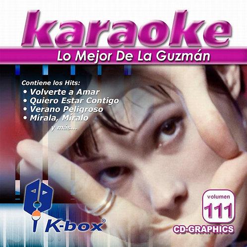 KBO-111 - Lo Mejor De La Guzmán