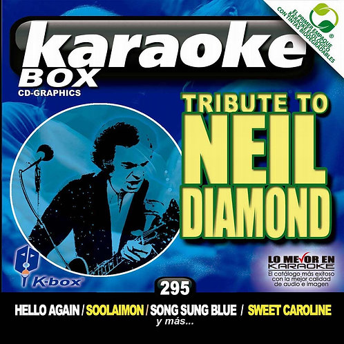 KBO-295 - Tribute To Neil Diamond