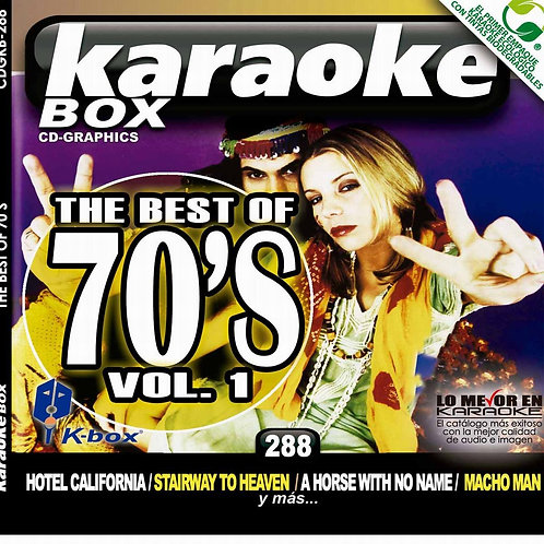 KBO-288 - The Best Of 70's Vol. 1