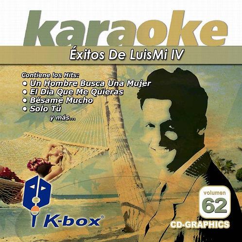 KBO-062 - Éxitos De LuisMi IV
