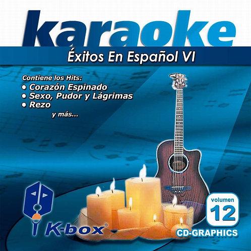 KBO-012 - Éxitos En Español VI