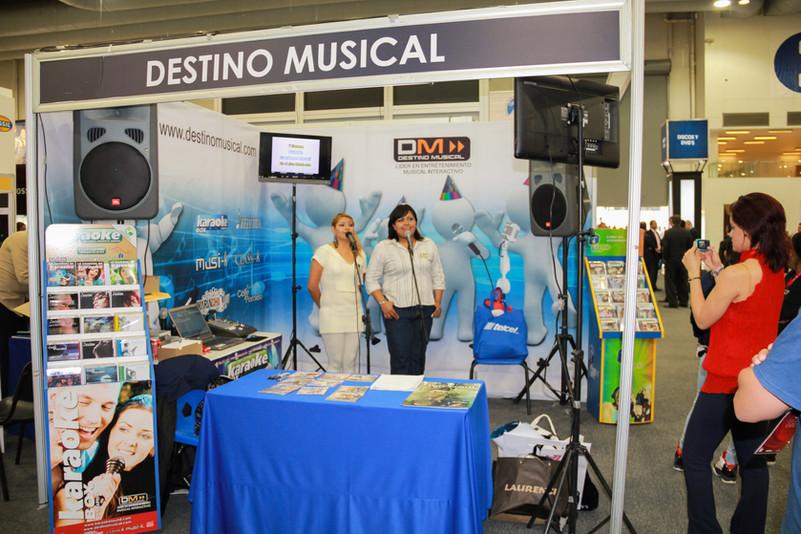 Expo Destino Musical