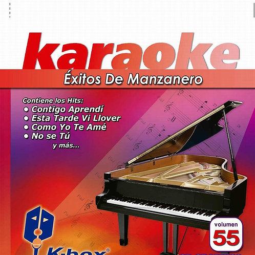 KBO-055 - Éxitos De Manzanero