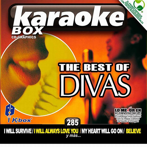 KBO-285 - The Best Of Divas