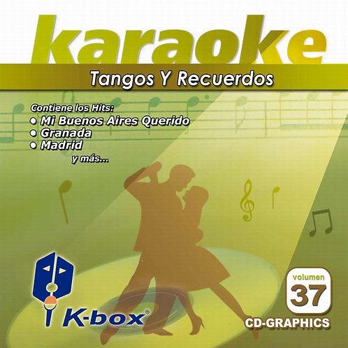 KBO-037 - Tangos y Recuerdos