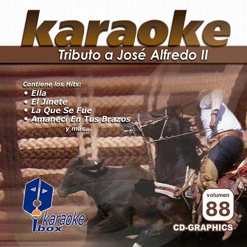 KBO-088 - Tributo A José Alfredo II