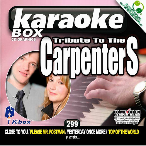 KBO-299 - Tribute To The Carpenters