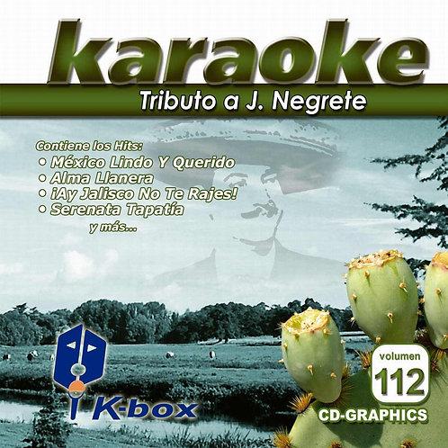 KBO-112 - Tributo A J. Negrete