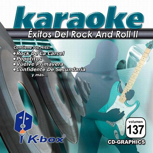 KBO-137 - Éxitos Del Rock And Roll II