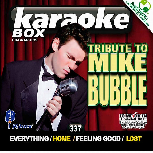 KBO-337 - Tribute To Mike Bubble