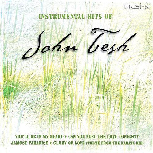 Instrumental Hits Of John Tesh