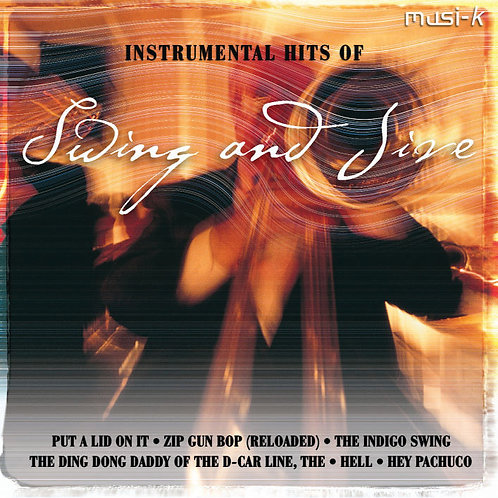 Instrumental Hits Of Swing And Jive