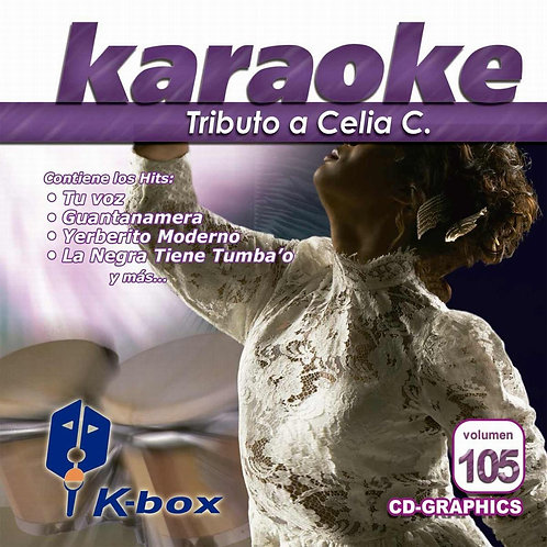 KBO-105 - Tributo A Celia C.
