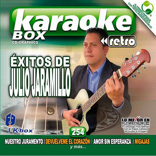 KBO-254 - xitos De Julio Jaramillo