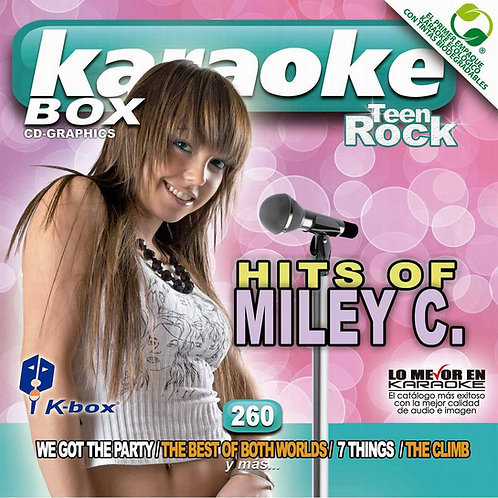 KBO-260 - Hits Of Miley C.