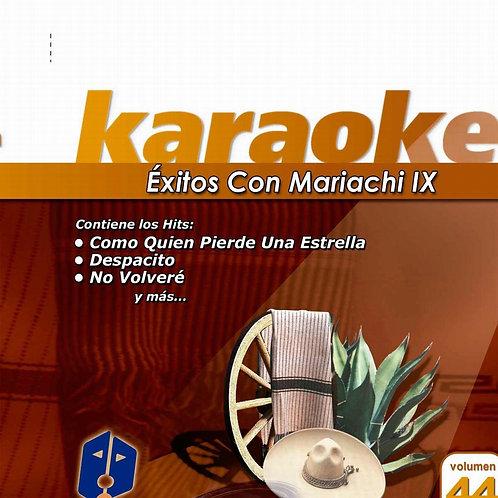 KBO-044 - Éxitos Con Mariachi IX