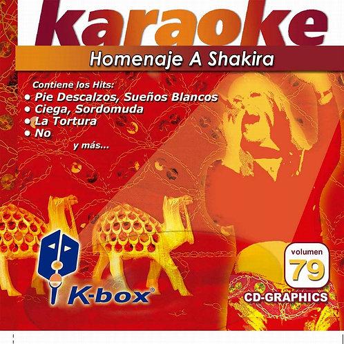 KBO-079 - Homenaje A Shakira