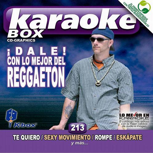 KBO-213 - Dale! Con Lo Mejor Del Reggaeton