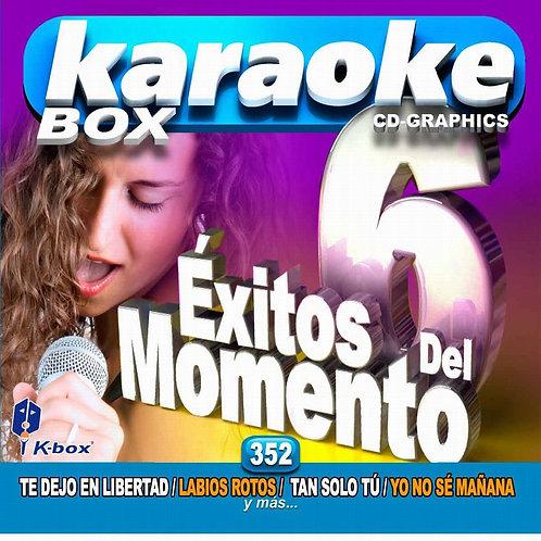 KBO-352 - xitos Del Momento Vol. 6