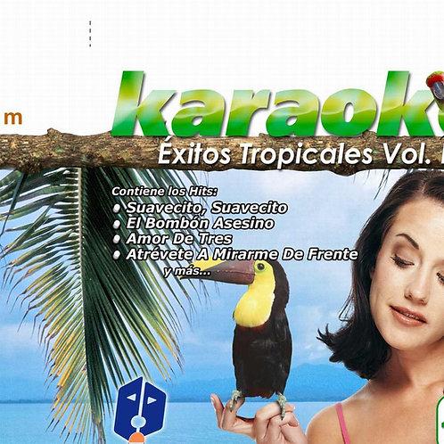 KBO-186 -Éxitos Tropicales