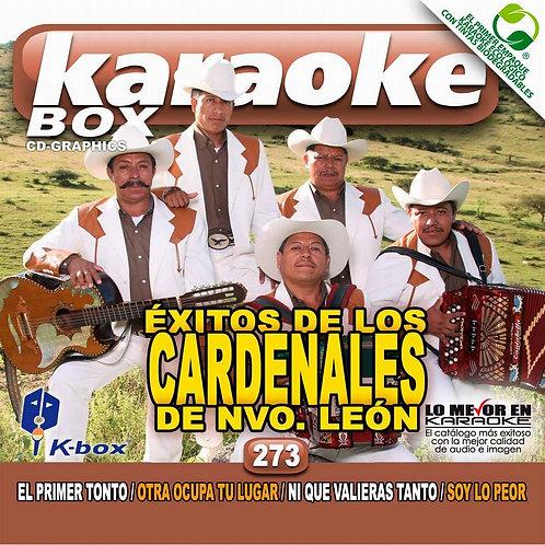 KBO-273 -Éxitos De Los Cardenales De Nvo. León