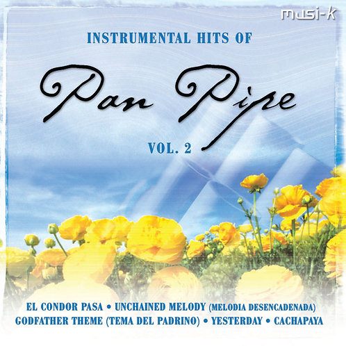 Instrumental Hits Of Pan Pipe Vol. 2