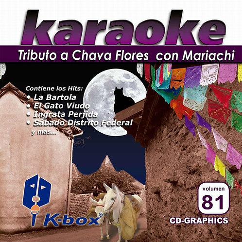 KBO-081 - Tributo A Chava Flores