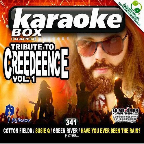 KBO-341 - Tribute To Creedeence Vol. 1
