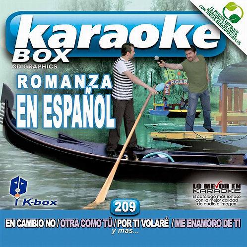 KBO-209 - Romanza En Espa_ol