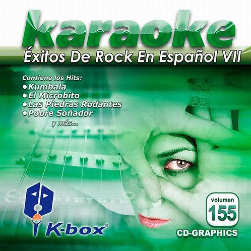 KBO-155 - Éxitos De Rock En Español VII