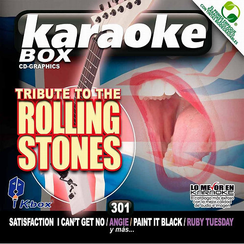 KBO-301 - Tribute To The Rolling Stones