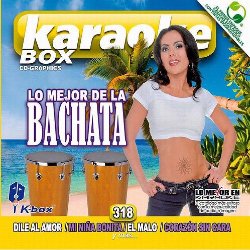 KBO-318 - Lo Mejor De La Bachata